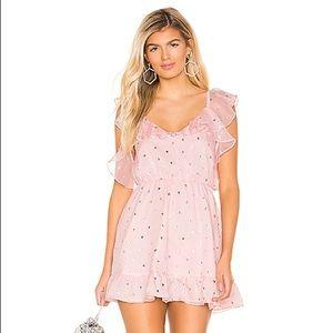 Lovers and Friends Austin mini dress